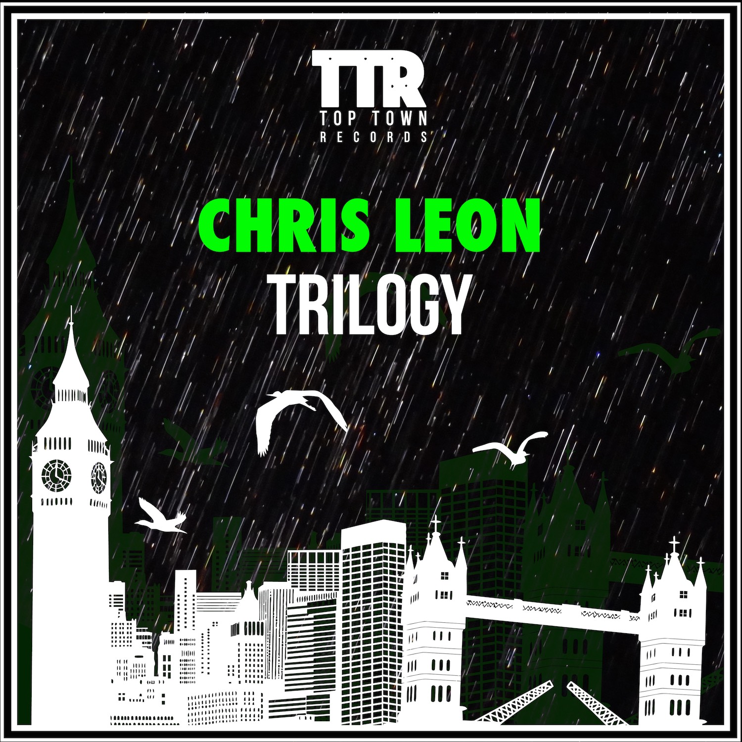 Chris Leon - Trilogy